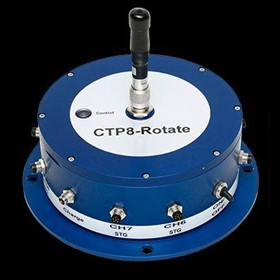 CTP Rotate - High speed wireless telemetry