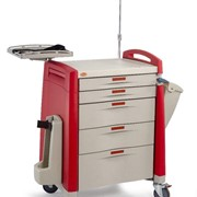 Emergency Resuscitation Cart