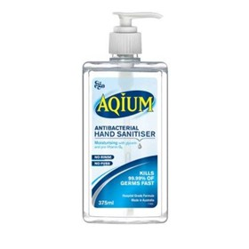 Hand Sanitiser 375ml
