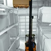 Electric Warehouse Forklift | Bendi B40VAC