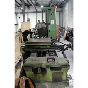 Horizontal Boring Machine | W100A