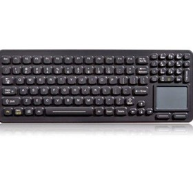 Fully Sealed Keyboard with Touchpad