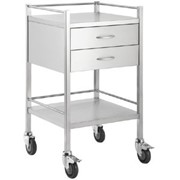 Two Drawer Dressing Trolley | TROSST02