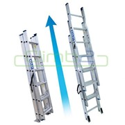 Climb2 Triple Extension Ladders
