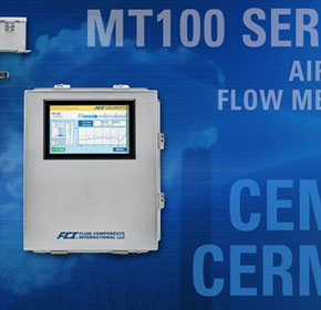 Multipoint Flow Meters with CEMS & CERMS Capabilities | MT100