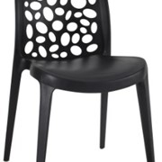 Grace Chair in Black | Cafe Chairs Sydney | Indoor & Dining Chairs