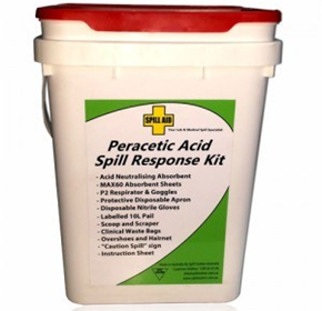 Peracetic Acid Spill Neutralising Kit