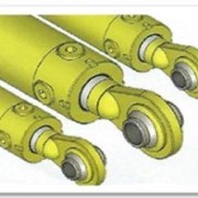 Double Acting 3 Point Link Cylinders