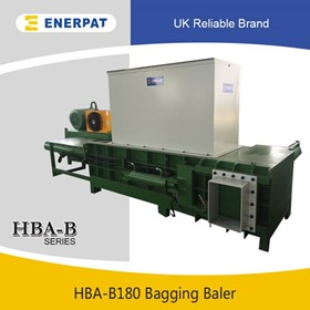 UK Brand Wood Shaving/Sawdust/Rice Husk/Straw Hay Baler - HBA-B60
