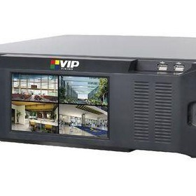 128 Channel Network Video Recorder | VIP Ultimate Series - 384MBPS