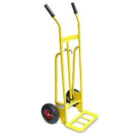 All Rounder Hand Truck Trolley | HTAR | Castors & Industrial