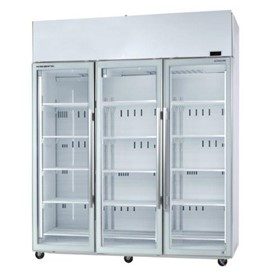Commercial Fridge | ActiveCore White 3 Door Upright Fridge