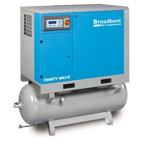 Air Compressors | Trinity Series