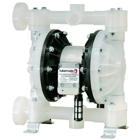 "Lubemate Air-Operated Double Diaphragm Pump 1"" L-DDP25"