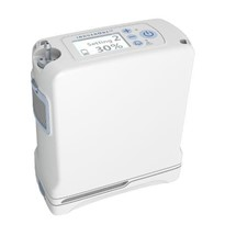 One Oxygen Concentrator with 4 Cell Battery - One G4