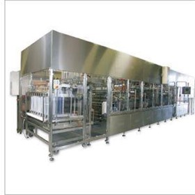 In-line Cup Filling & Closing Machine | Trepko 100 Series