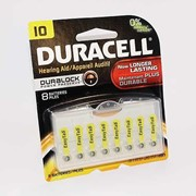 Hearing Aid Batteries | Duracell 10