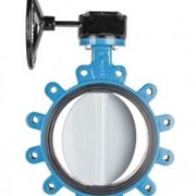 On-Center Resilient Seated Butterfly Valves