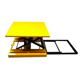Easi Picker – Flat Top Pallet Turntable