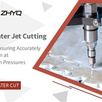 Water Jet Cutting Pressure Measuring