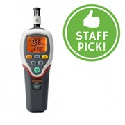 Center 317 Humidity Temperature Meter