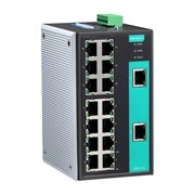 EDS-316 Unmanaged Ethernet Switch, 16 Port