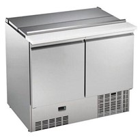 Refrigerated Counter Saladette - 250Lt