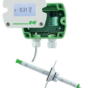 Air Velocity Transmitter HVAC For Air Ducts | EE650, EE-660