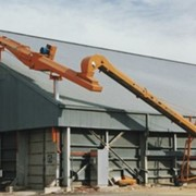 Aust-Mech | Conveyors | Over Silo Conveyors