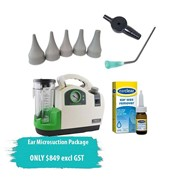Ear Microsuction Package