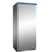 FED Stainless Steel Upright Freezer HF600