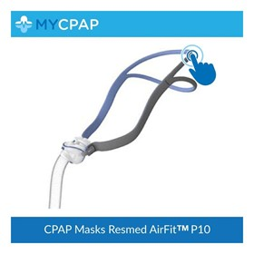 CPAP Nasal Masks | AirFit P10 for Her