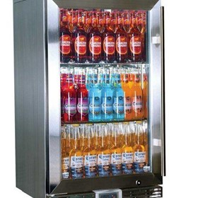Rhino GSP Outdoor Glass Door Bar Fridge Energy Efficient Alfresco