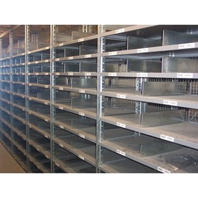 Regal 3000 Shelving