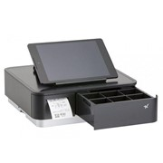Star Micronics mPOP with Bluetooth Receipt Printer & Cash Drawer Combo