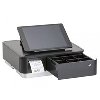 Star mPOP Black Cash Drawer