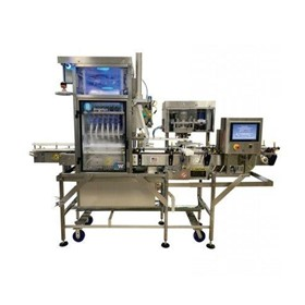 Counter Pressure Integrated Craft Brew Filler Seamer | CB50C