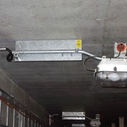 Light Mounting | Lighting Poles | Horizontal Swing Down LMS041