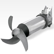 Amamix | Horizontal Submersible Mixer Propeller Pump