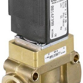 Servo-Assisted 2/2-Way Piston Valve | Type 5404