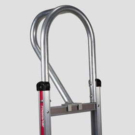 Aluminium Handle Vertical Loop 52"