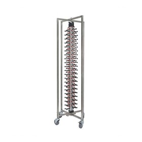Plate Stacking Trolley | TR-500