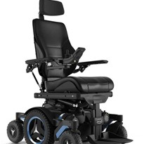 Alphacare Corpus Power Wheelchairs –  M5 Custom Made