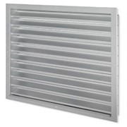 External Louvres Type WG