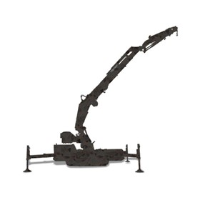 Articulated Crawler Cranes | JF990