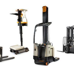 Used Crown Forklifts