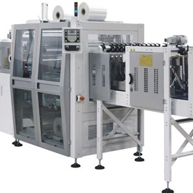 SMIPACK Fully Automatic Bundle Shrink Wrappers | BP802ALV 600R-P
