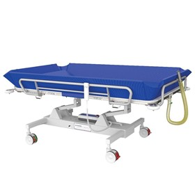 Bariatric Shower Trolley | Aquatuff Bari