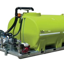 Slip-On Dust Suppression Unit | TTi FloodRite