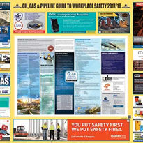 Oil, Gas & Pipeline Guide to Workplace Safety 2017/18